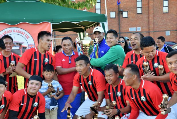 Budha Subba Gold Cup 2018