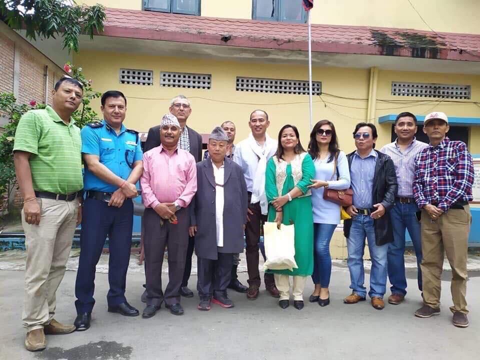 Hirasad bhawan donation